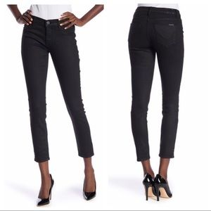 Denim - HUDSON Jeans Natalie Ankle Jeans COATED COA 30